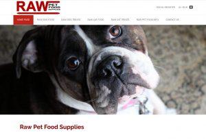 Raw Pet Food Supplies
