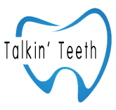 Talkin' Teeth Logo