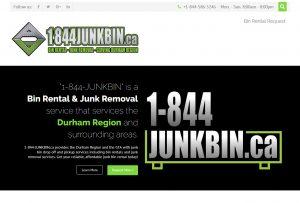 1-844 Junk-Bin Website