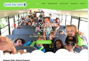 Durham After School Website