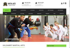 Kalsamrit Website
