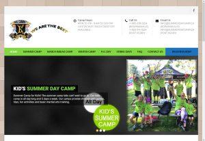 Summer Day Camp Website