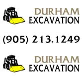 Durham Excavation